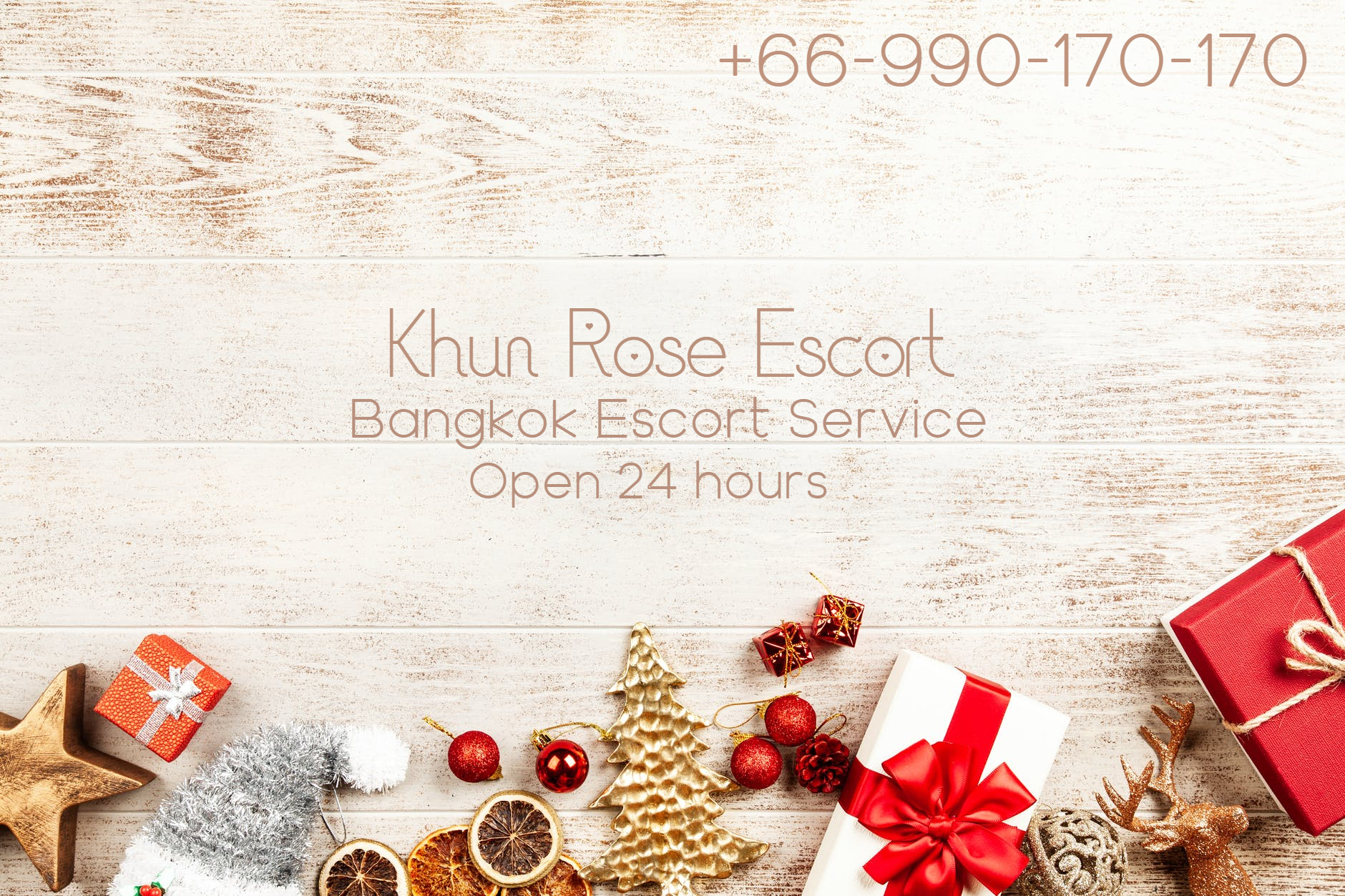 Escorts Services in Bangkok with hot ladies